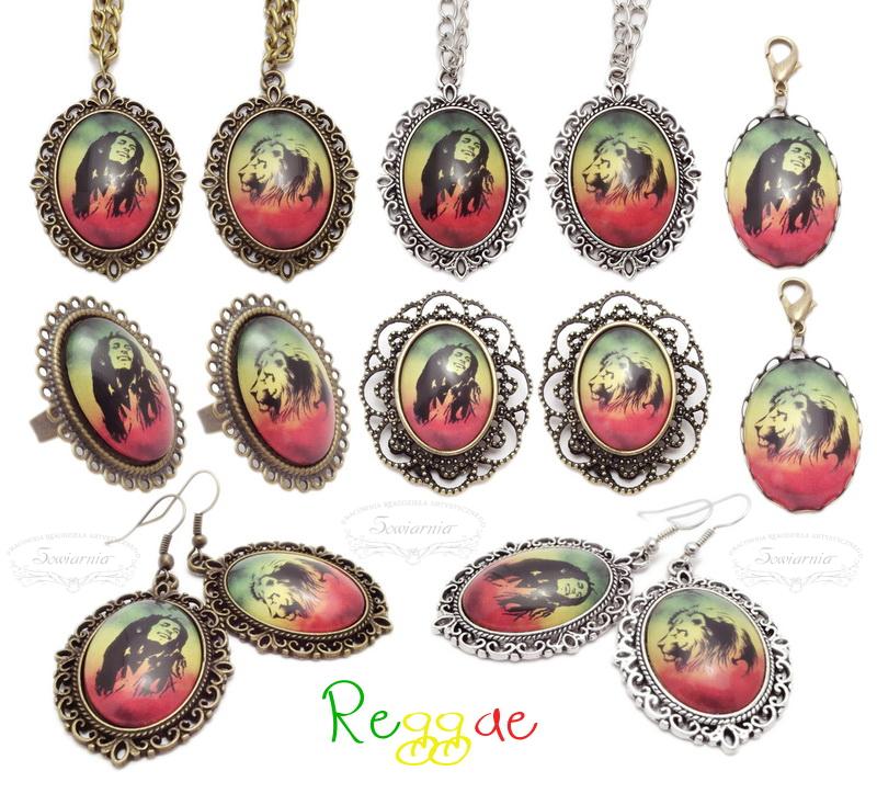 biżuteria reggae