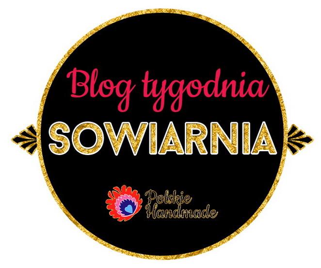 wyróżnienie Blog Tygodnia