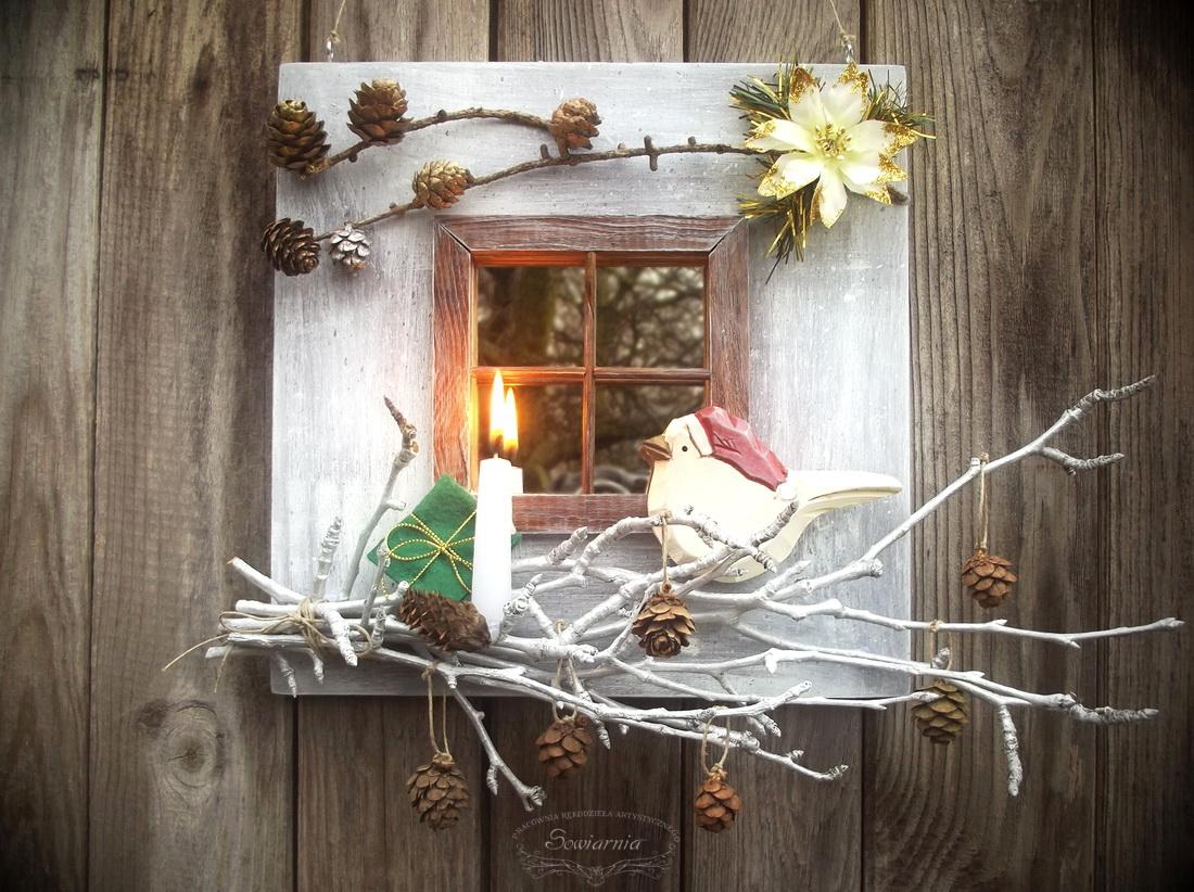 świąteczne okienko