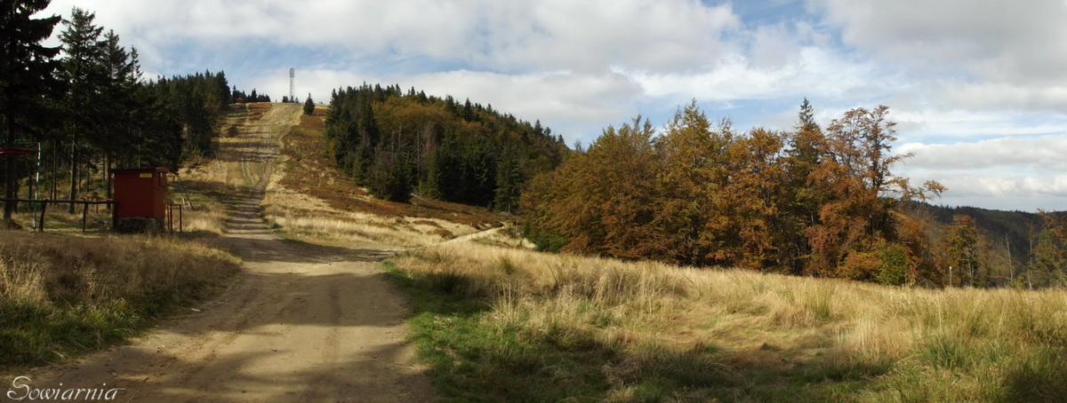 Beskid Śląski - Klimczok