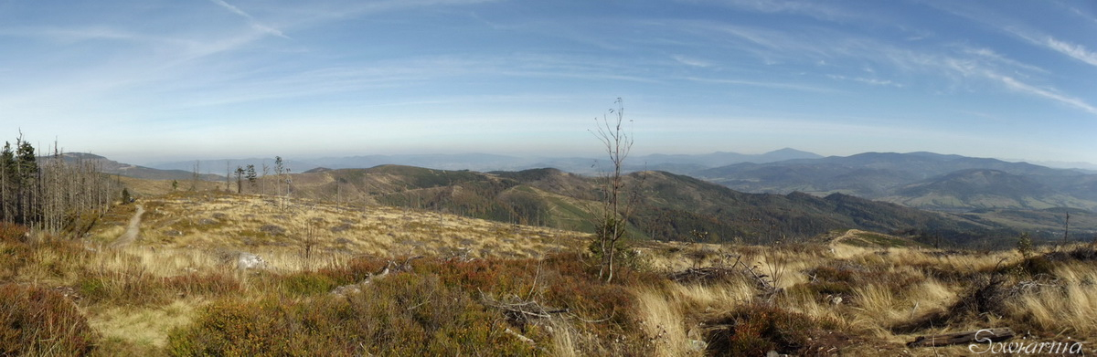 Beskid Śląski - Barania Góra