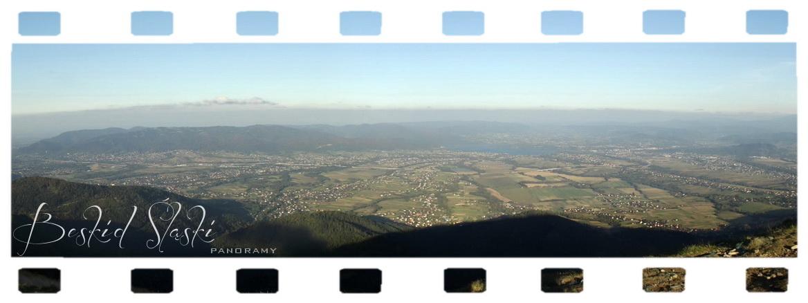 panoramy Beskidu Śląskiego