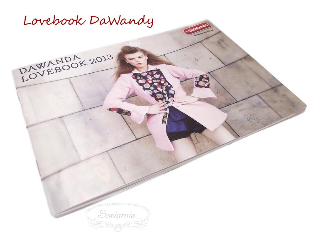 Lovebook DaWandy