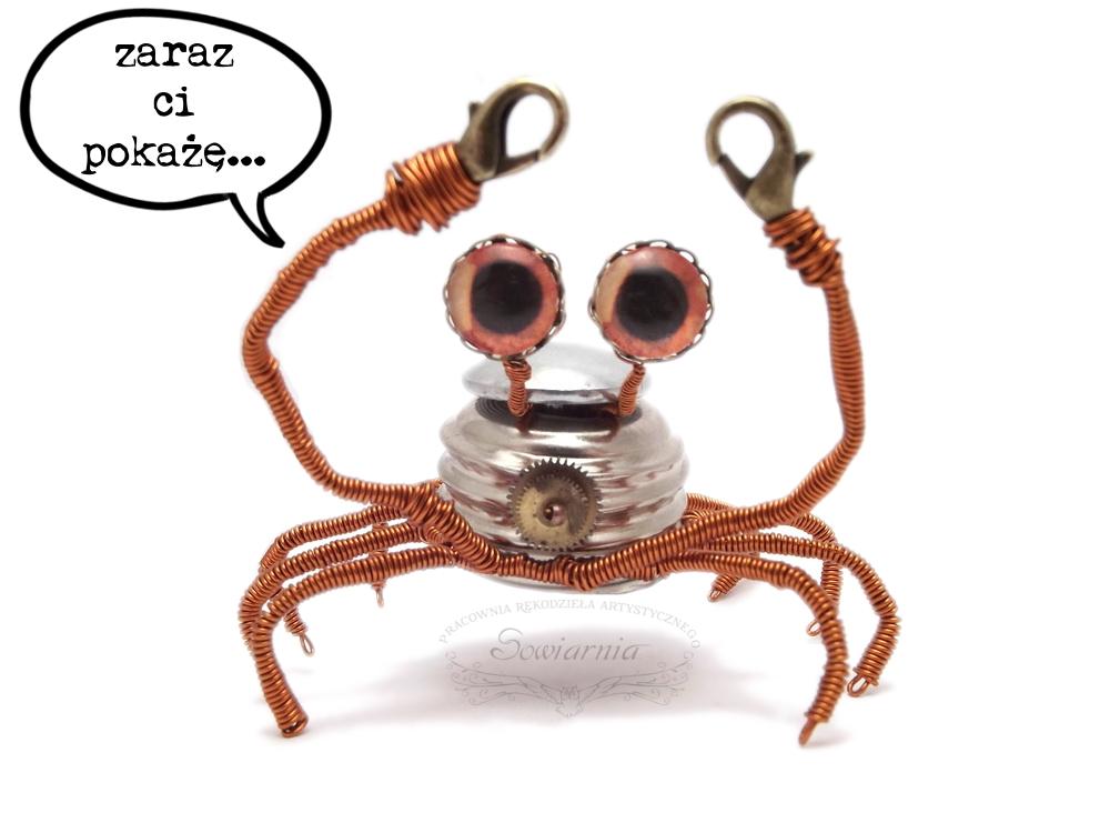 krab - scenka rodzajowa