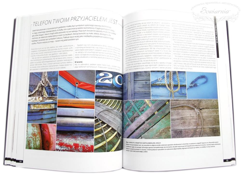 """książka """"Inspiracje Fotograficzne"""""""