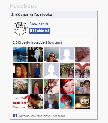 wtyczka facebooka