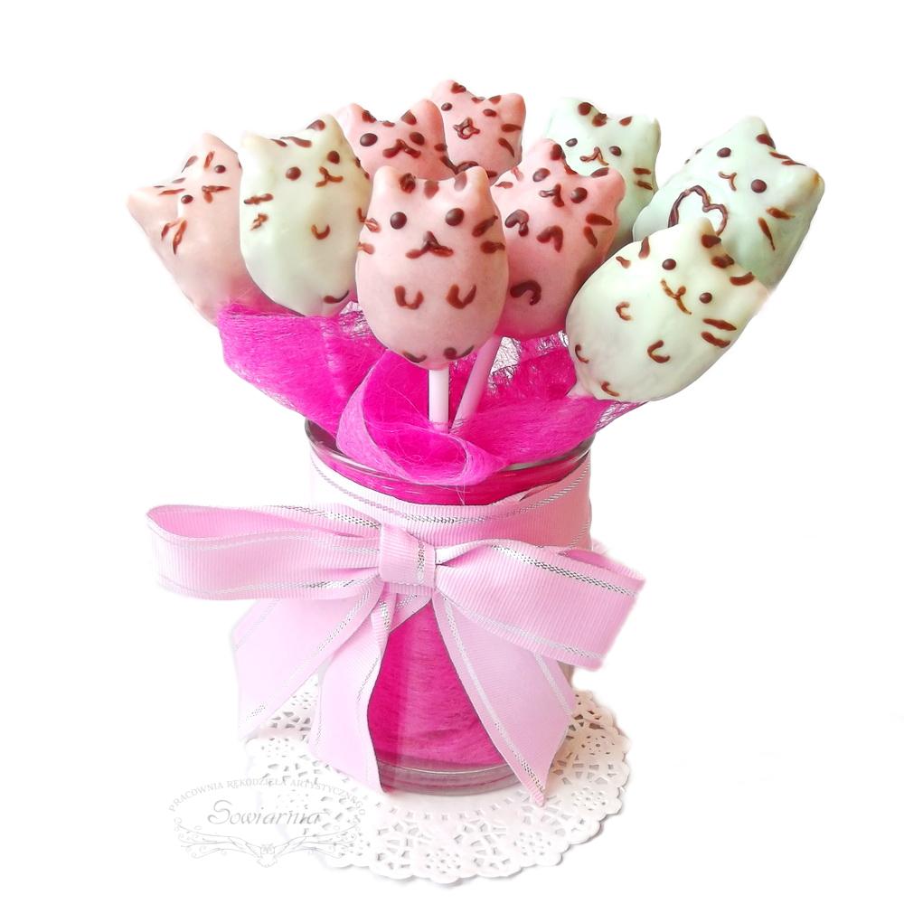 pastelowe cake pops