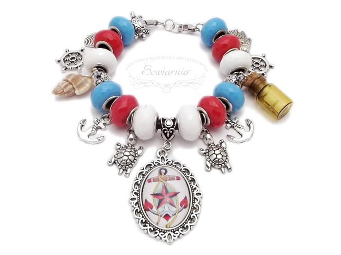 marine modular bracelet