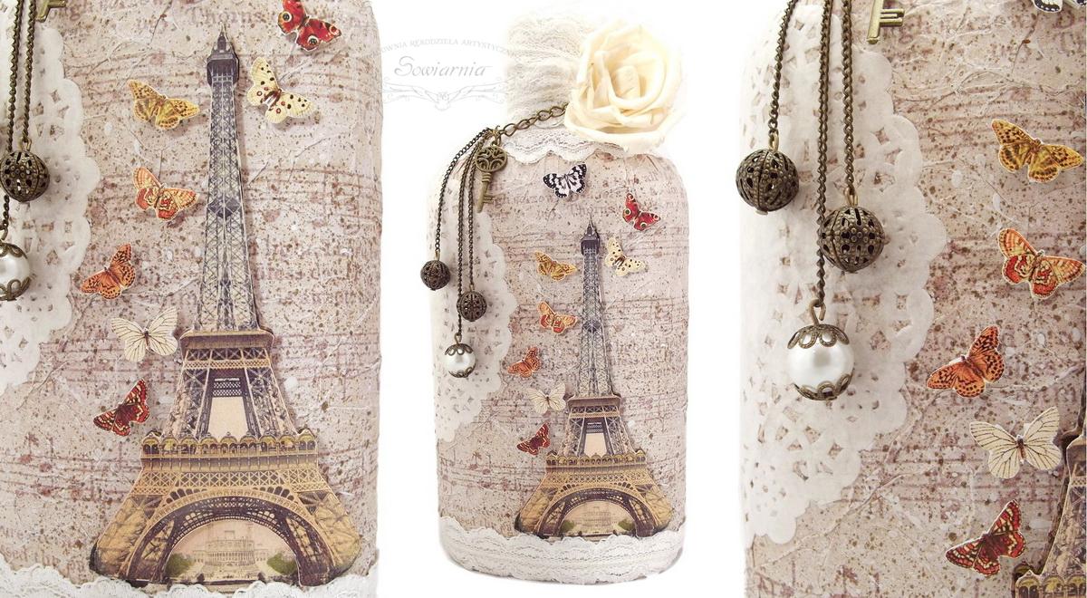 butelka Paryż
