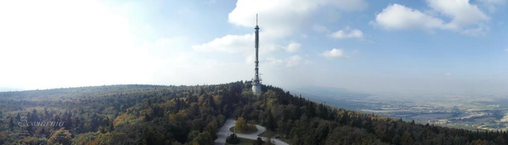wieża radiowo-telewizyjna