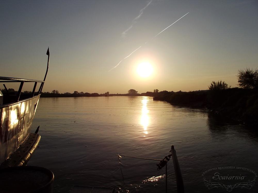 Sandomierz - rejs statkiem