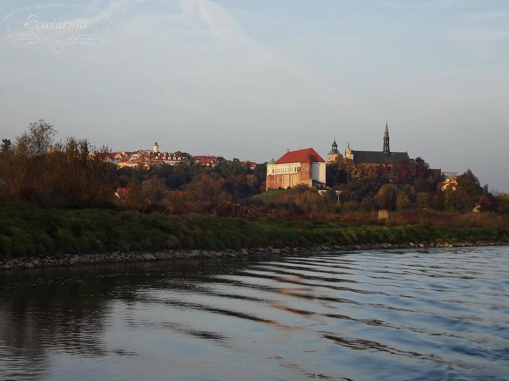 Sandomierz - zamek, katedra i stare miasto