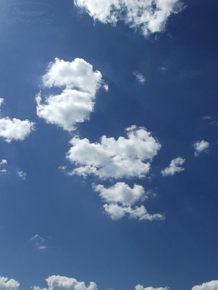 letnie niebo