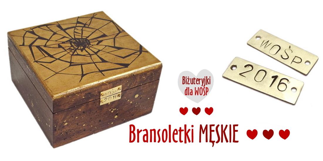 pudełko do bransolety