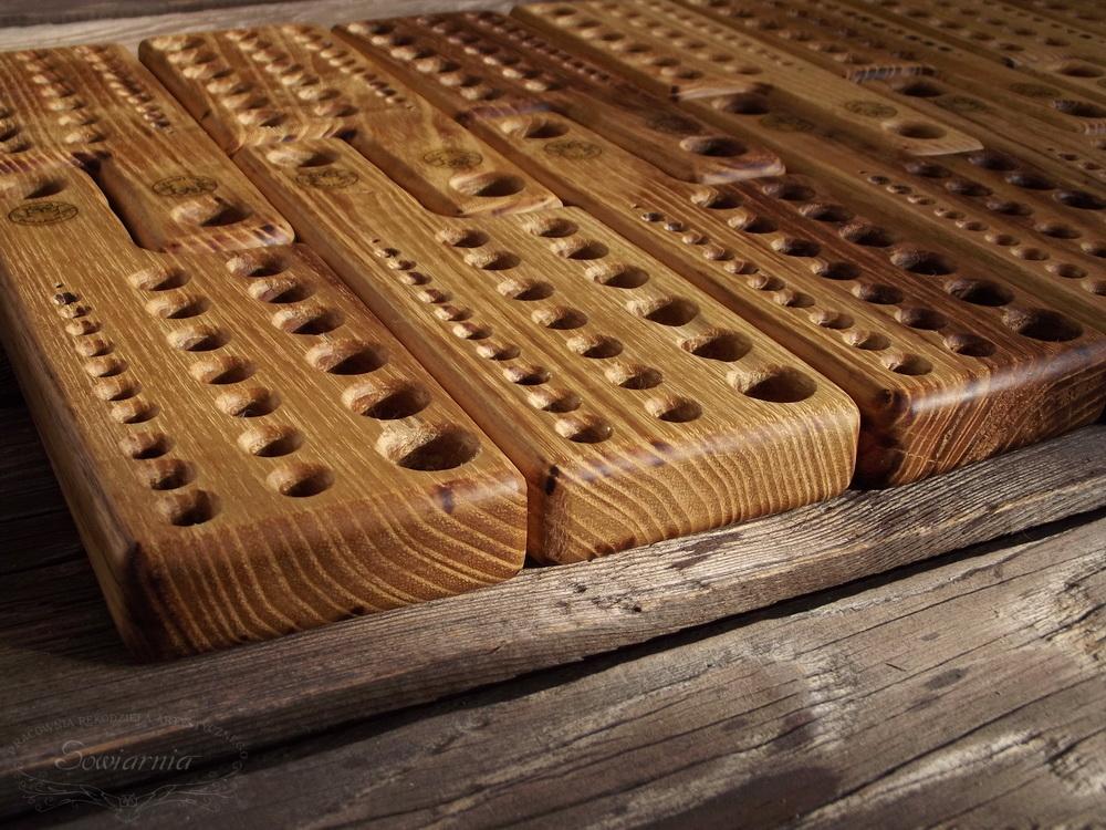 drewniane przeciągadło