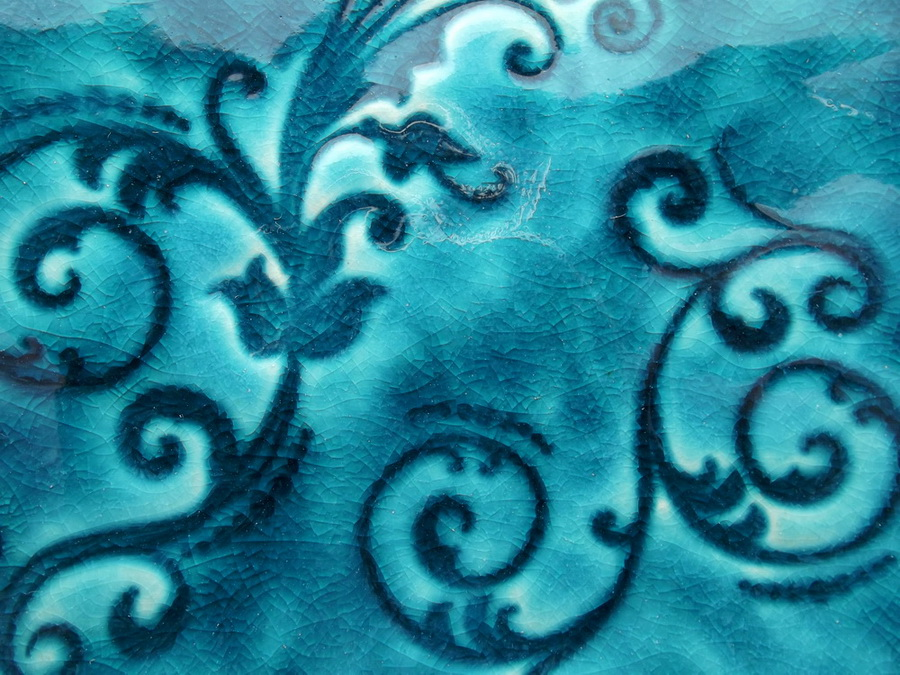ceramiczny talerzyk Artlantyda