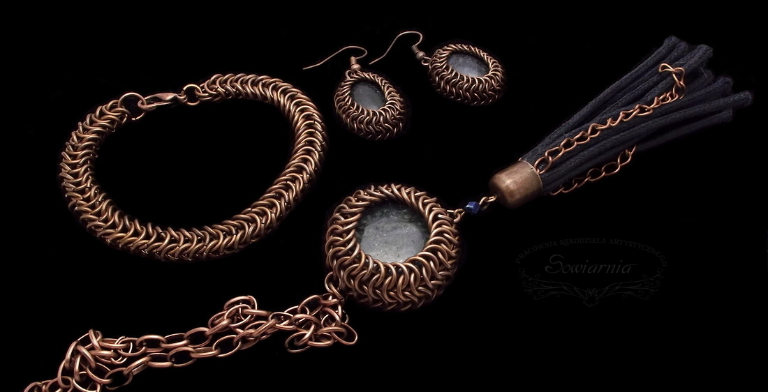 komplet chainmaille