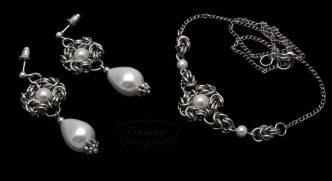 perły seashell i Romanov