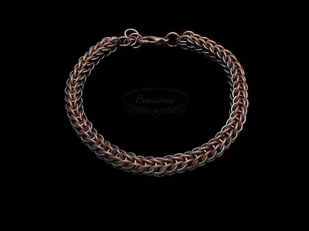 bransoletka chainmaille