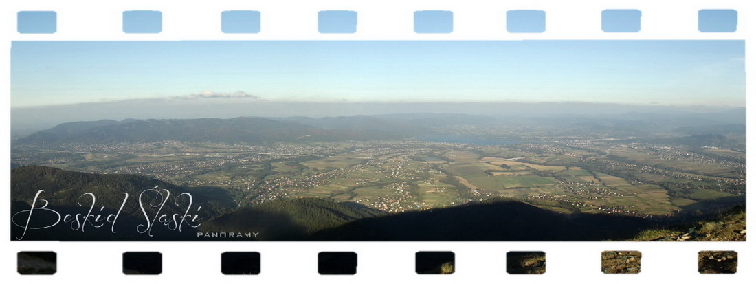 Beskid Śląski panoramy