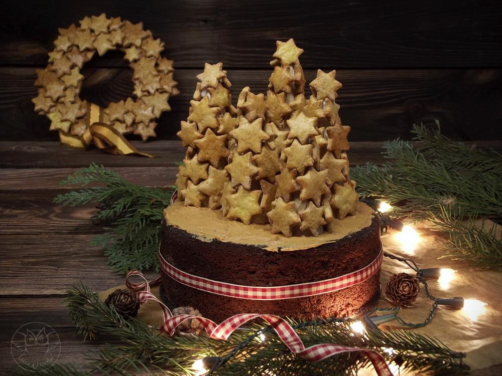świąteczne ciasto czekoladowe