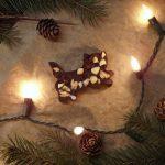 czekolada w kształcie kota