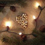 czekolada w kształcie serca