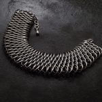 chainmaille bransoletka Dragonscale