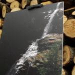 fotoobraz z wodospadem
