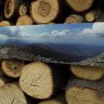 fotoobraz górska panorama