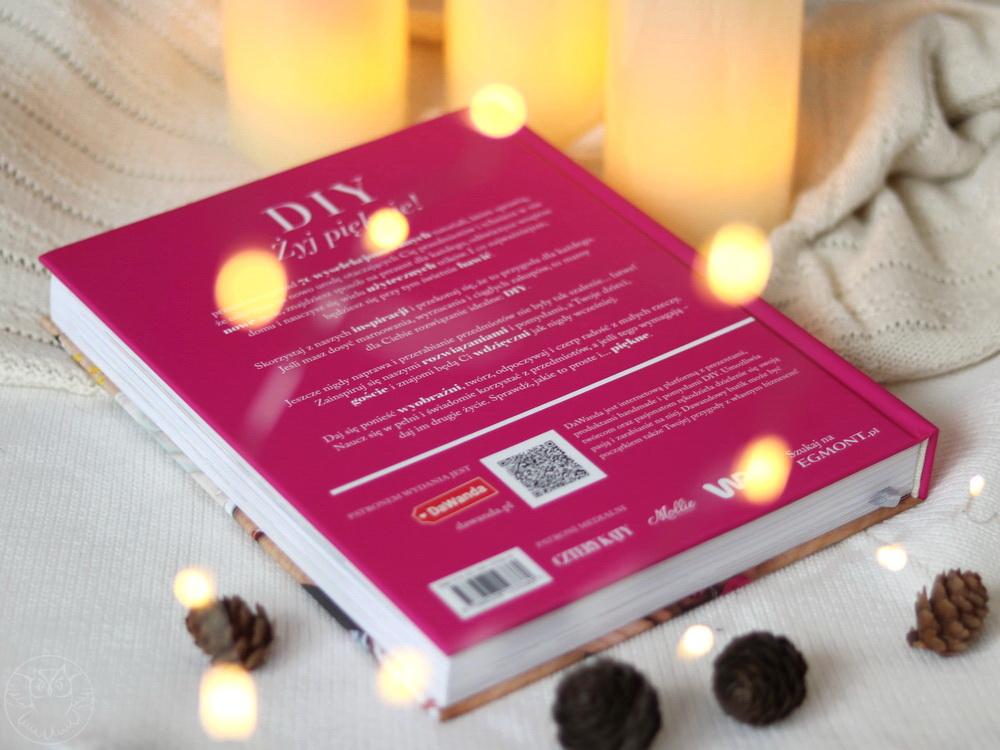 książka DIY Żyj Pięknie