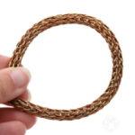 viking knit miedź i mosiądz