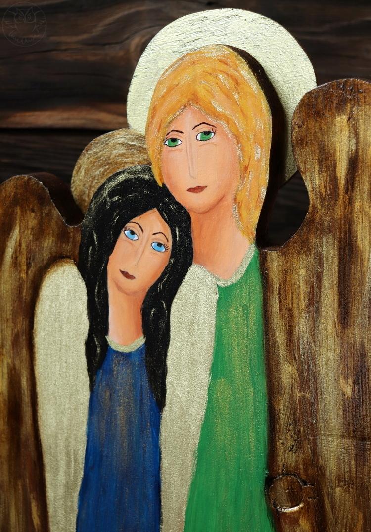 siostrzany anioł na prezent