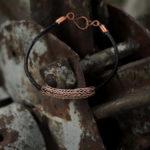 bransoletka z nakładką viking knit