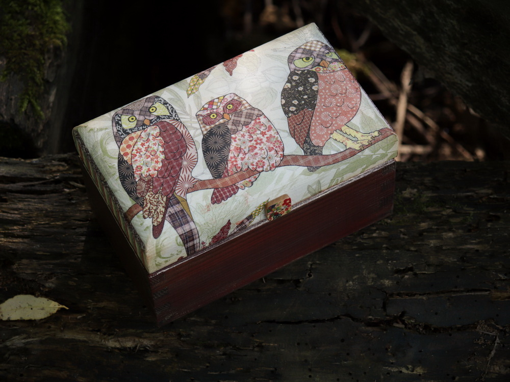 szkatułka od Inki