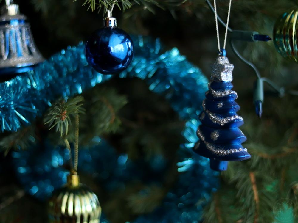 Boże Narodzenie choinka