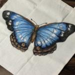 torba z motylem od Justyny