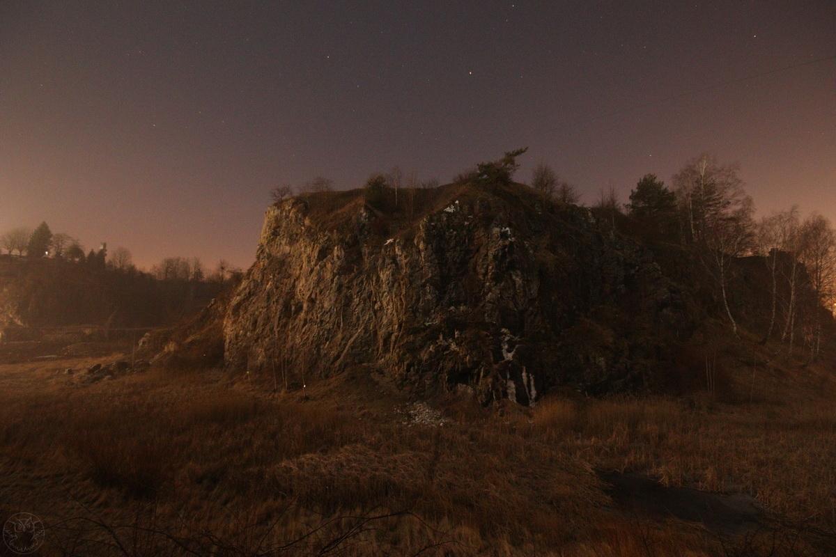 Kielce rezerwat Kadzielnia