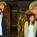 Kolejny ślubny anioł