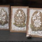 kartki na Wielkanoc ręcznie robione