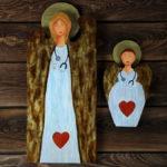 anioły dla lekarek i pielęgniarek