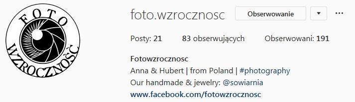 instagram fotowzrocznosc