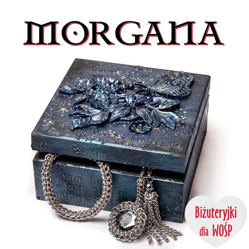"brelok ""Morgana"" dla WOŚP"